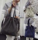 Women's Canvas Handbag Shoulder Bags Tote Purse Travel Large Messenger Bag New