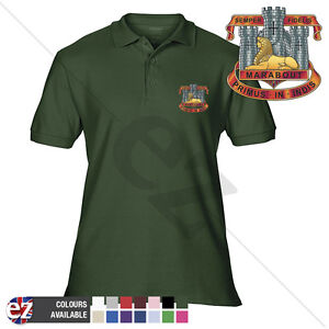 Devon And Dorset Regiment - Polo Shirt - Optional Veteran Badge