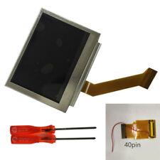 Luz de fondo Pantalla LCD sustitución accesorios para Nintendo Game boy gba sp