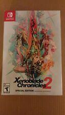 Xenoblade Chronicles 2 Collector's Special Edition Sealed! Read Description