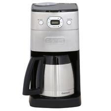 10-Cup Automatic Coffee Maker With Coffee-Bean Grinder Fully Programmable Brewer