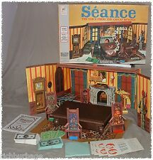 1972 Milton Bradley Seance Board Game Complete and Working 100%
