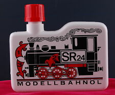 (100ml = 3,96EUR) SR 24  Modellbahn- Reinigungs u. Dampföl     *NEU*