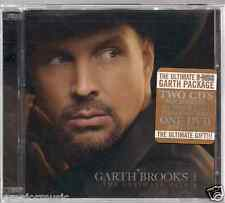 rare GARTH BROOKS 33 video clips on DVD & 34 hits on 2 CD tHe DaNcE no longer