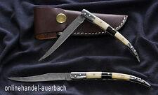Taschenmesser Damastmesser Damast Messer Damaszener