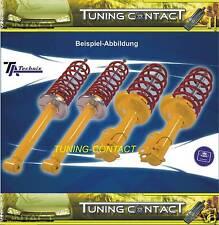 TA TECHNIX SPORT DE SUSPENSION 60/40mm Amortissement + ressorts Audi 80 b4 Limo evoau 023