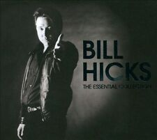 BILL HICKS - The Essential Collection 2 CD 2 DVD & Download card. Never played!