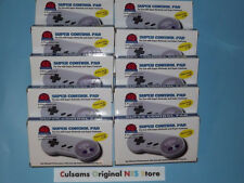 10 New Super Nintendo Snes Controllers With 11 Ft Cord And A 30 Day Guarantee