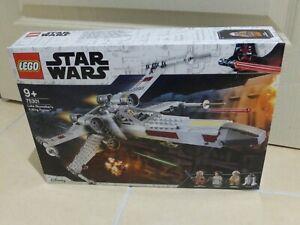 Lego Star Wars - Le X-Wing Fighter de Luke Skywalker 75301