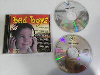 BAD BOYS - 2 X CD 1995 SPANISH ED BOY MEGAMIX MAX MIX