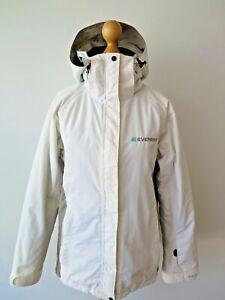 EVEREST of Sweden Women's Waterproof Ski Snowboarding Outdoor Jacket Size 34-XS