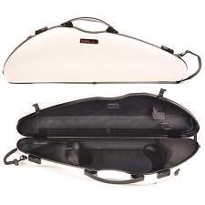 Bam France 2000XLA Slim Hightech Pearl White 4/4 Violin Case- AUTHORIZED DEALER!