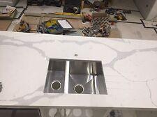 Calacatta Marble And Granite'quartz kitchen worktops Sample