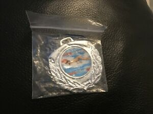 Swimming Medal silver