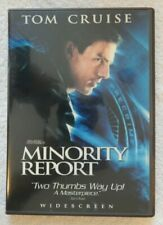 Minority Report (Dvd, 2002, 2-Disc Set, Widescreen) - Tom Cruise
