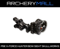 PSE X-Force Hunter Bow Sight Skullworks 5 pins