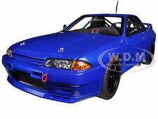 NISSAN SKYLINE GT-R R32 AUSTRALIAN BATHURST 1992 PLAIN BLUE 1/18 AUTOART 89281