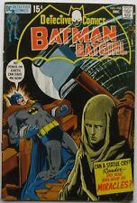 Detective Comics #406 (Dec 1970, DC), VG condition, Neal Adams cover art