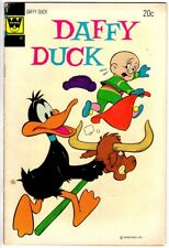 DAFFY DUCK (1953-1983 DELL/GK/WHITMAN) 87 VG