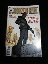 Jonah Hex #60 dc comics