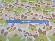 Annette Tatum for Free Spirit cotton fabric Fall House AT41 Lilac BTY OOP
