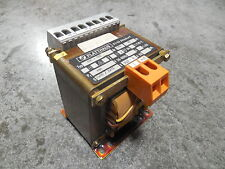USED Platthaus 106-153 Control Transformer 480V Primary 2x10 / 2x15 Secondary