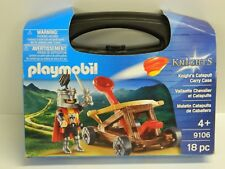 PLAYMOBIL # 9106 KNIGHTS CATAPULT - Brand New in Box - Complete - Sealed Bag/