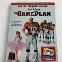 The Game Plan DVD Full Screen, Dwayne The Rock Johnson