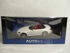 ( Gok ) 1:18 Autoart Honda S2000 Neuf Emballage Scellé