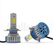 New LED Auto Headlight Bulbs Kit H4 Low High Beam Clear 4000LM 40W 6000K-24V
