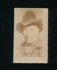 1948 Topps Magic (Movie Stars) -#2 ANDY CLYDE