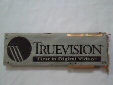 Truevision Targa PCI Card 0007-0074-20 A3 0007-0043-10 Digital Video