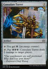 4x Consulate Turret | NM/M | Aether Revolt | Magic MTG