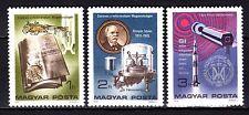 Hungary - 1976 100 years metric system - Mi. 3115-17 MNH