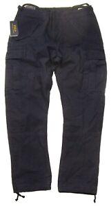 Polo Ralph Lauren Men's Aviator Navy Slim Fit Cargo Pants
