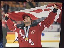 Team Canada Max Domi Autographed Signed 11x14 Photo COA #1