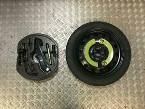 """10-15 SEAT ALTEA XL 5P JACK SET AND 16"""" INCH 5 STUD SPACE SAVER SPARE WHEEL 125"""