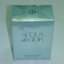 Armani ACQUA  Di Gioia EDP Spray 100ml WOMEN Original & Sealed New in Box