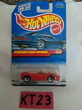 Hot Wheels Ferrari F355 Spider #1119 (KT23)