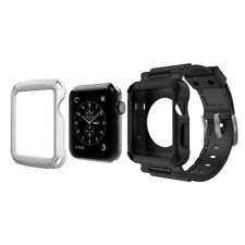 Replacement Band Strap for Apple Watch 42mm with Armor Rugged Protective Case AU