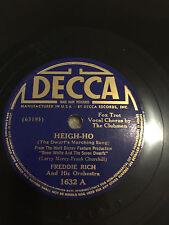 Antiquitäten & Kunst Mechanische Musik United 90 Jahre Altes Decca Junior Portable Grammophon Funktionell Im Guten Zustand