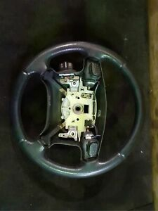 LAND ROVER DISCOVERY 2 LEATHER STEERING WHEEL WITH MULTIFUNCTIONS