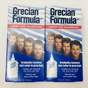 Grecian Formula Liquid with Conditioner 4 Ounce