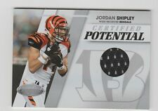 Jordan Shipley Bengals 2010 Certified Potential Jersey #11  188/250