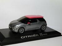 RARE Concept Citroën DS inside Dandy Candy  au 1/43 de NOREV Provence Moulage