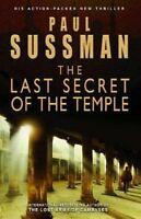 The Last Secret of the Temple,Paul Sussman- 9780593048771
