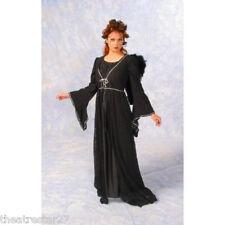 Quality BLACK LACE ANGEL Costume Dress Alexanders # 12-049 Women's Large (12-14)