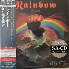 Rising by Rainbow (SACD-SHM. jp. mini LP), 2011, UIGY-9508 Japan
