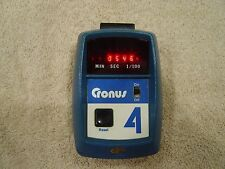 Vintage CRONUS 4 EVENT Timer Stopwatch Made in USA