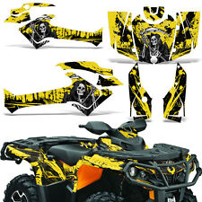 Graphic Kit Can-Am Outlander SST G2 XT 500/650/800R/1000 Decal Wrap 12-16 REAP Y